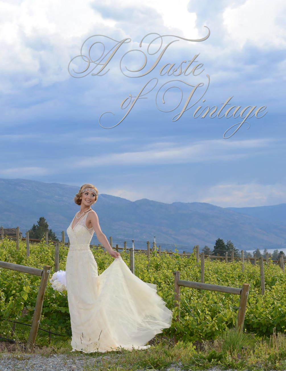 Tantalus Winery - Feature in Perfect Wedding Magazine Spring Summer 2014 - Eyes Of Le Stage Photography