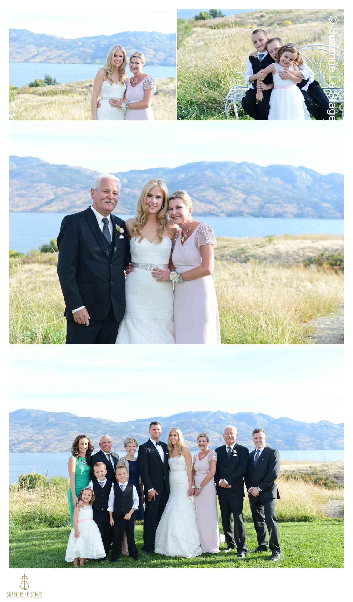 Kelowna Okanagan Wedding Photography - Suzanne Le Stage