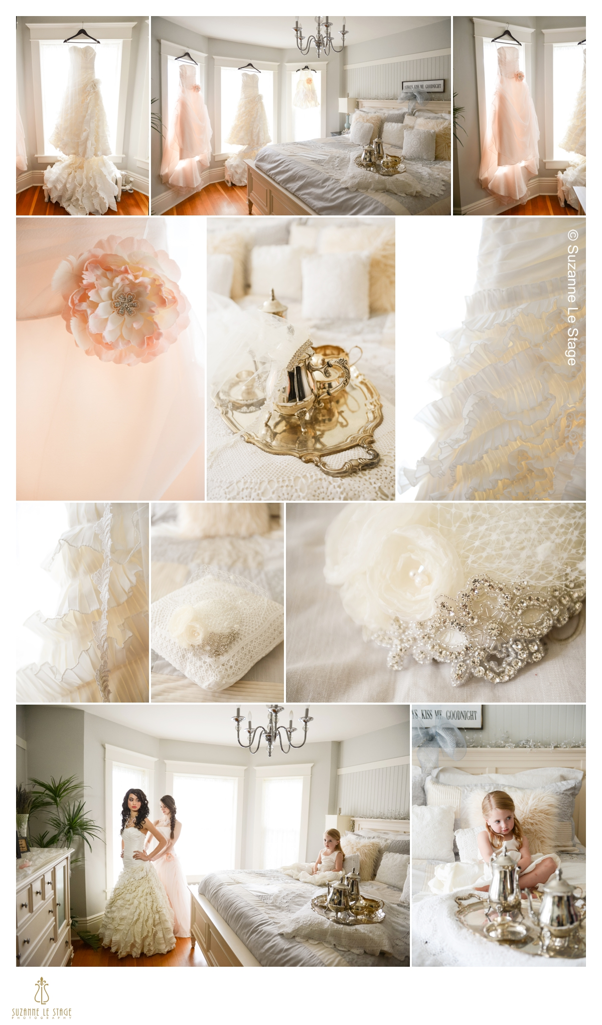 Cherry Blossom Styled Shoot Kelowna Okanagan Wedding Photography