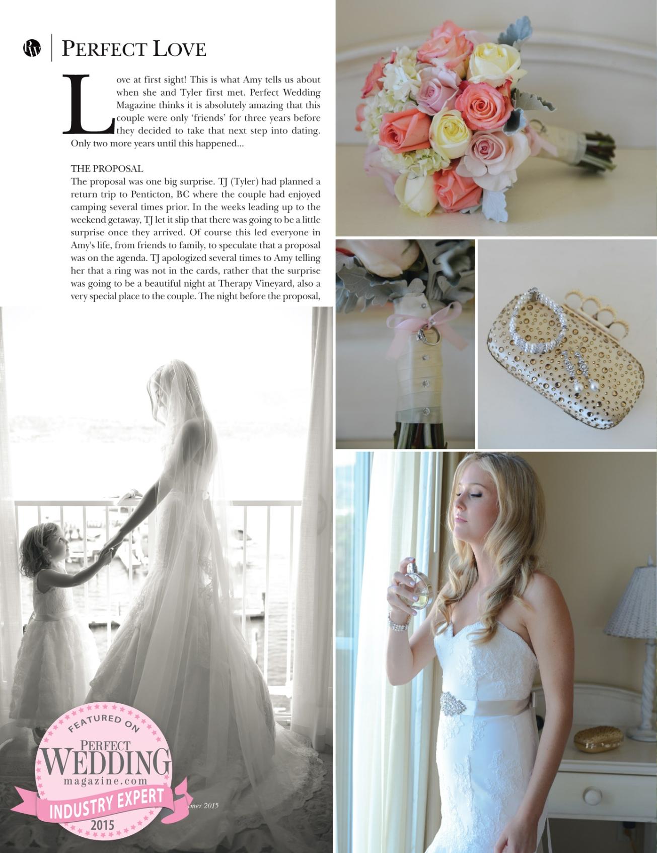 Hotel Eldorado - Kelowna Okanagan wedding