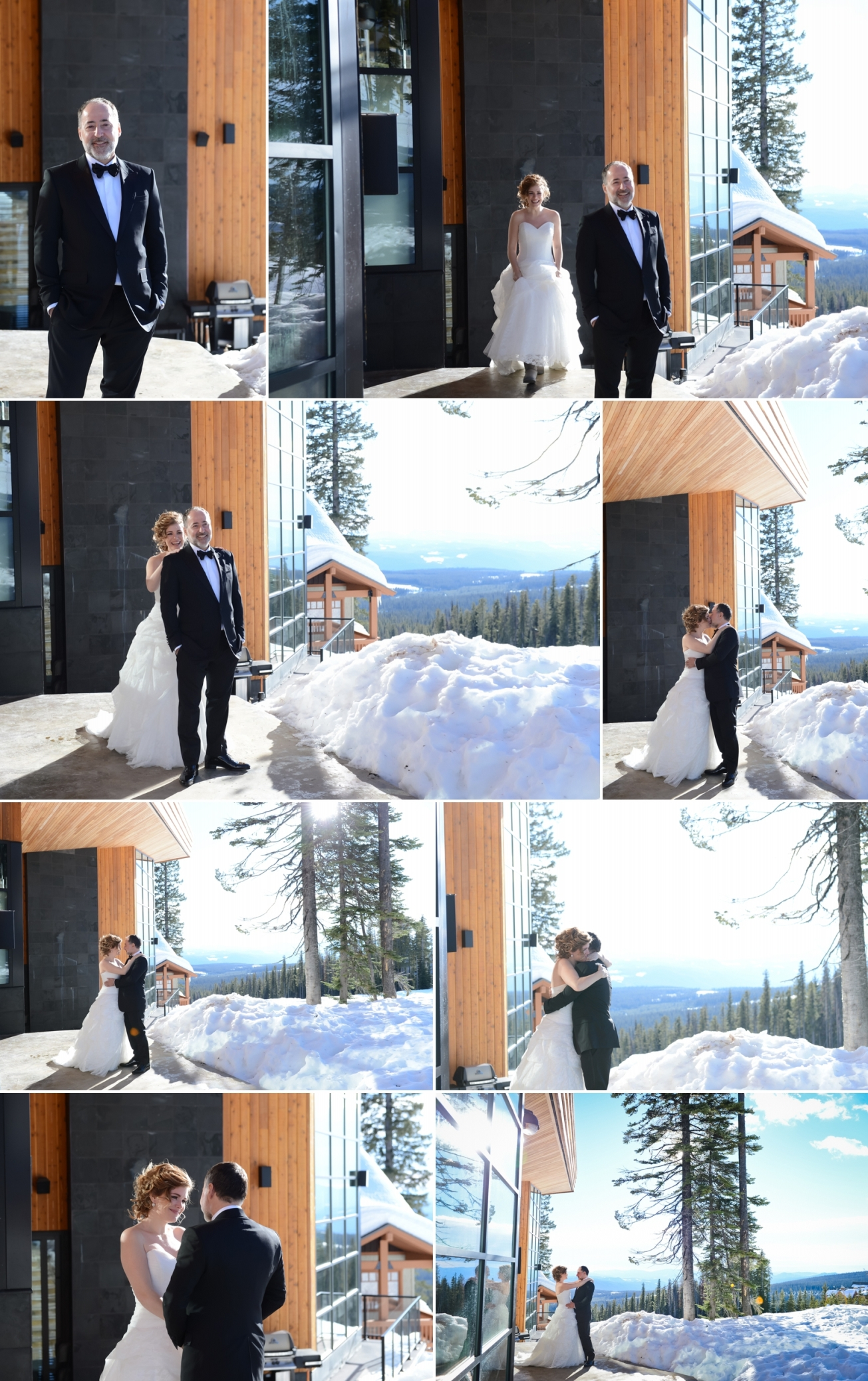 Big White Wedding - Kelowna Okanagan - Suzanne Le Stage 3