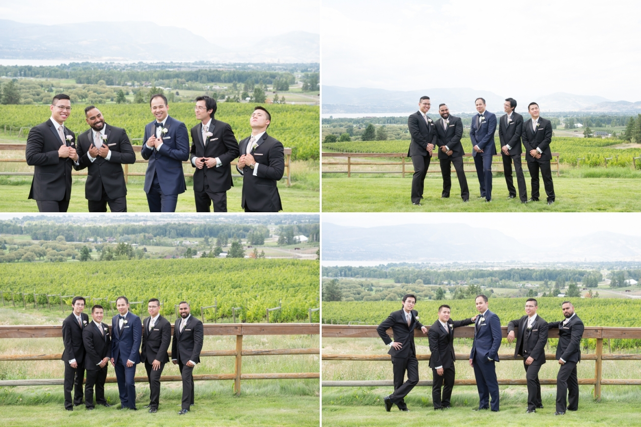 Tantalus Winery Wedding - Kelowna Okanagan - Suzanne le Stage 11