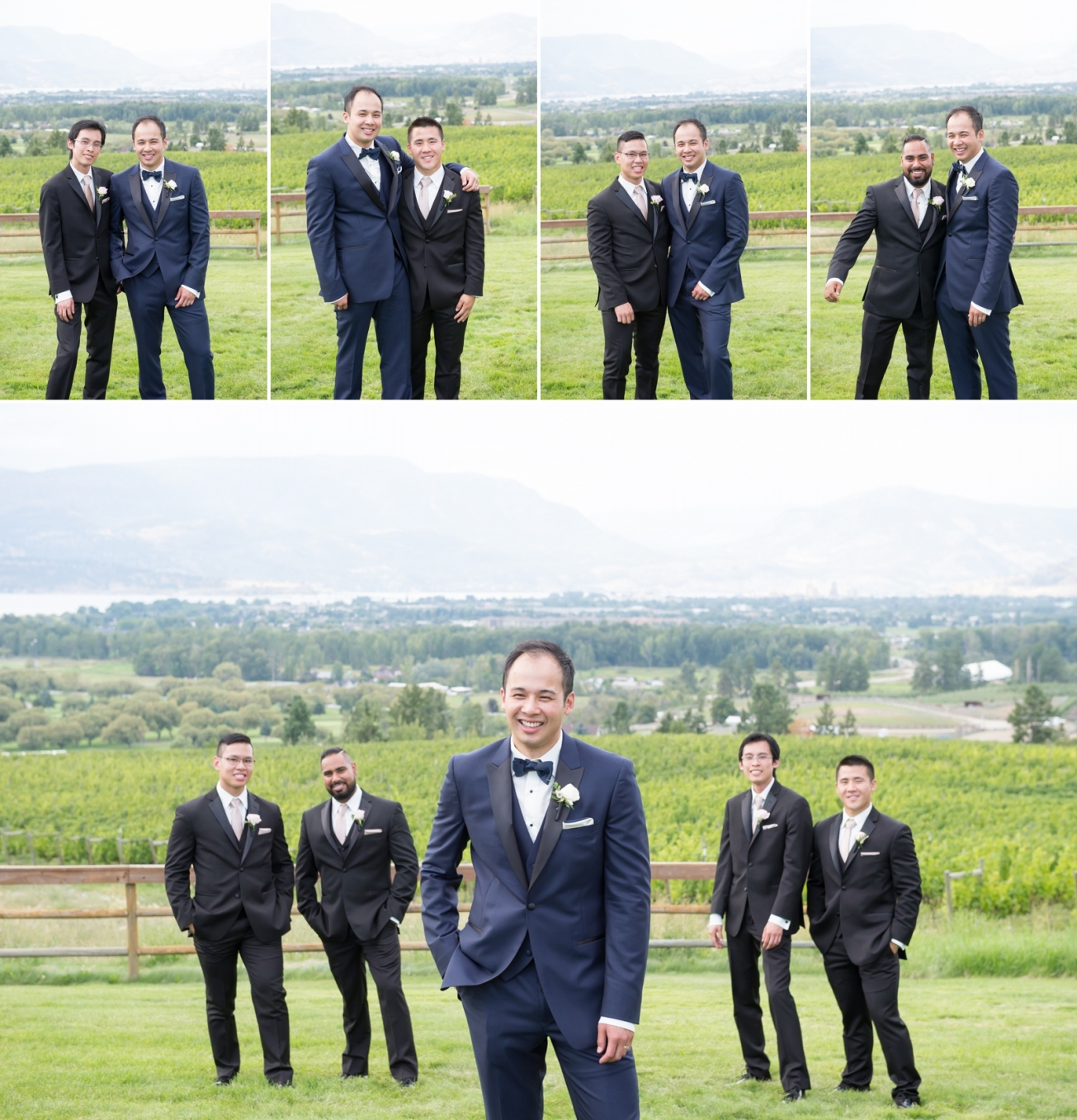 Tantalus Winery Wedding - Kelowna Okanagan - Suzanne le Stage 14