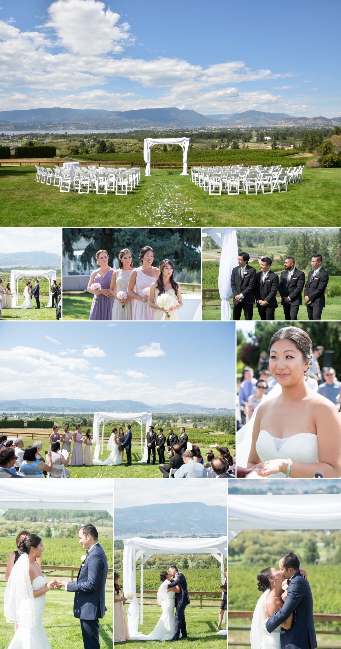 Tantalus Winery Wedding - Kelowna Okanagan - Suzanne le Stage 6