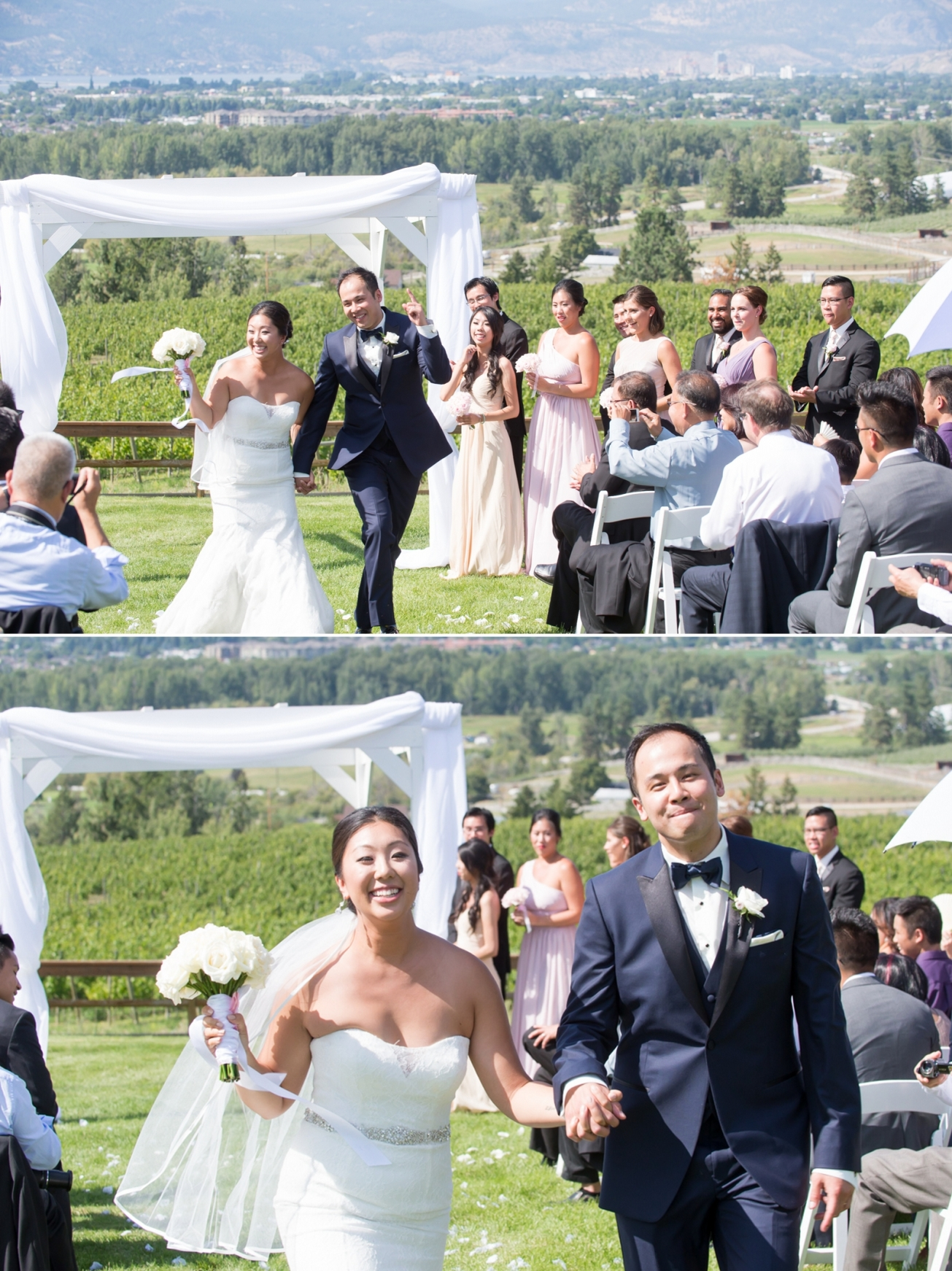 Tantalus Winery Wedding - Kelowna Okanagan - Suzanne le Stage 7