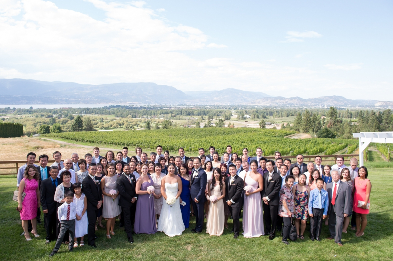 Tantalus Winery Wedding - Kelowna Okanagan - Suzanne le Stage 8