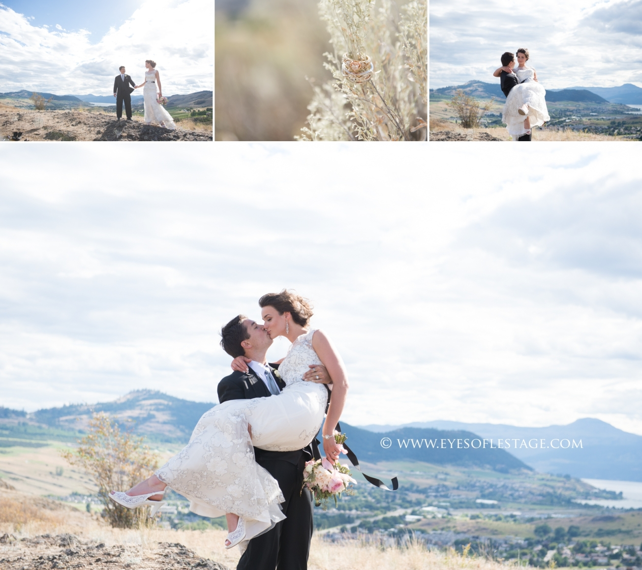 Kelowna Vernon Wedding Photography - Suzanne Le Stage - Durali Villa 11